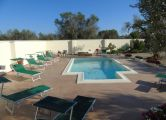 Villa Salento con piscina - app.ti NARCISO E PAPAVERO