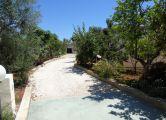 Villa Salento con piscina - app. GIRASOLE